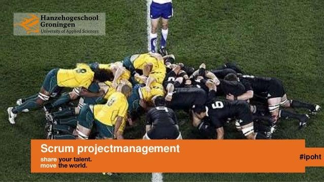 Scrum projectmanagement #ipoht