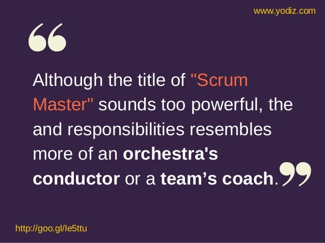 Scrum master-role-by-best-agile-scrum-book-and-guide Slide 3