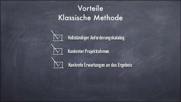SCRUM in der Softwareentwicklung // Blick eines Projektverantwortlichen Slide 3