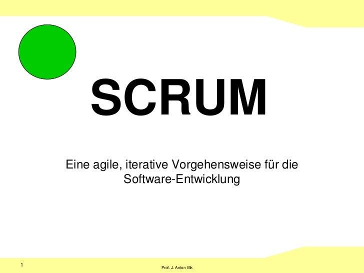 Scrum 2009 10_23