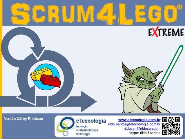 www.etecnologia.com.br Mentoria | Consultoria | Treinamento | rildo.santos@etecnologia.com.br Versão 2.0 www.etecnologia.c...
