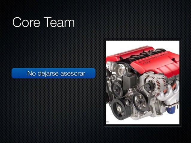 """Core Team  No reflexionar  No aprender de los  errores ,  _     No dejarse asesorar >   ¡f """" a 'xv ¿fx  '  - .  1/ No reso..."""