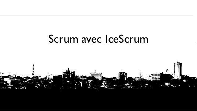 Scrum avec IceScrum
