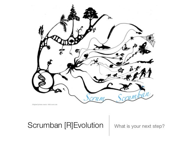 Scrumban [R]Evolution What is your next step?