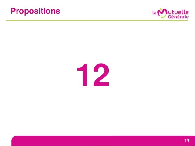 Propositions 14 12