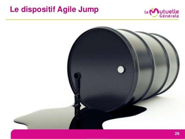 Le dispositif Agile Jump 26