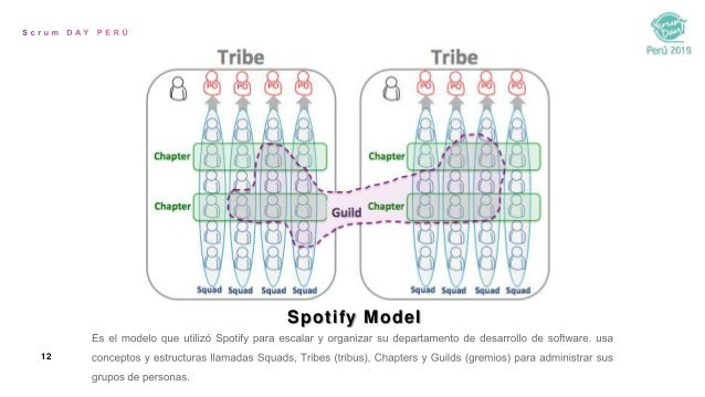 12 Spotify Model