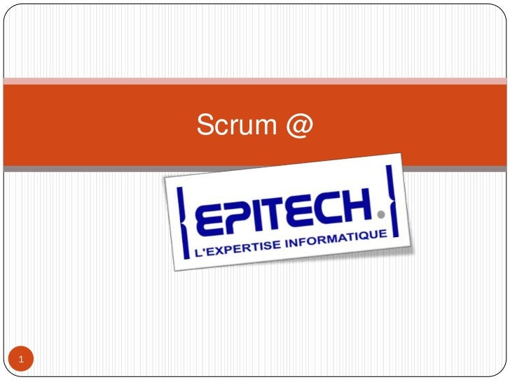 Scrum@epitech