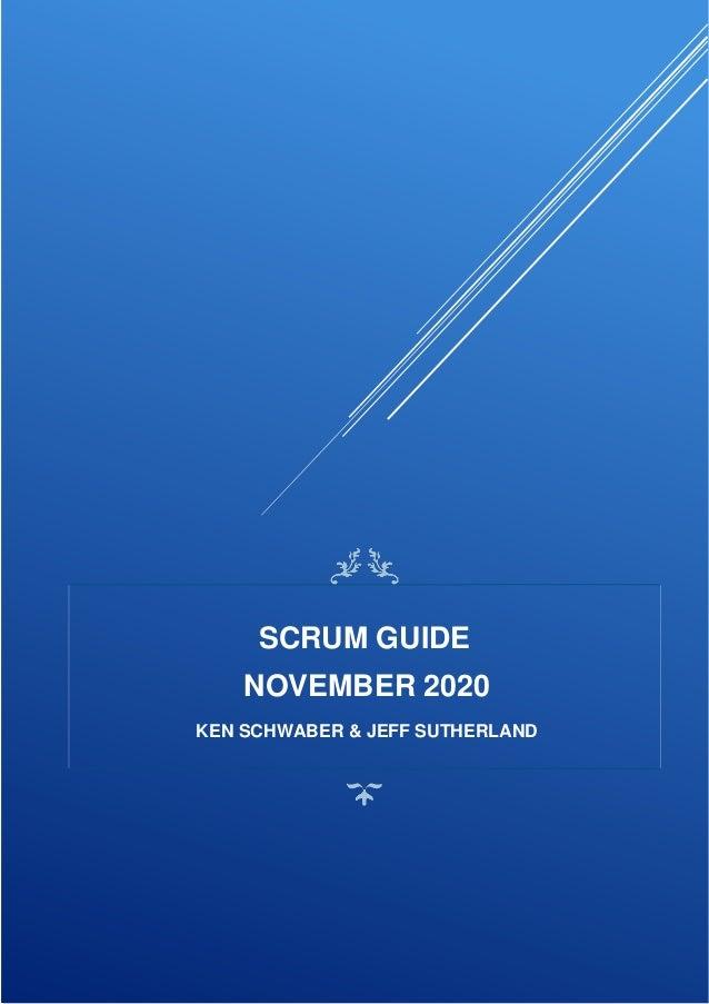 Scrum Guide & SAFe Agile booklet Slide 2