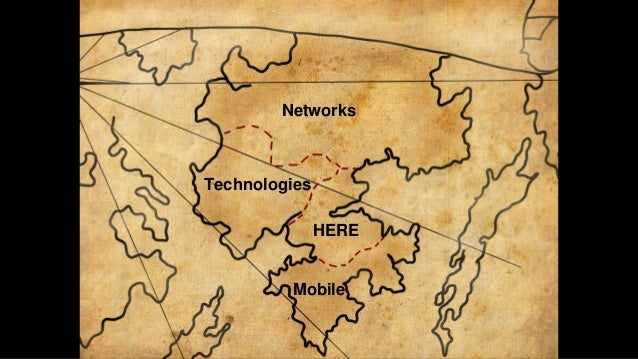 Networks HERE Technologies Mobile
