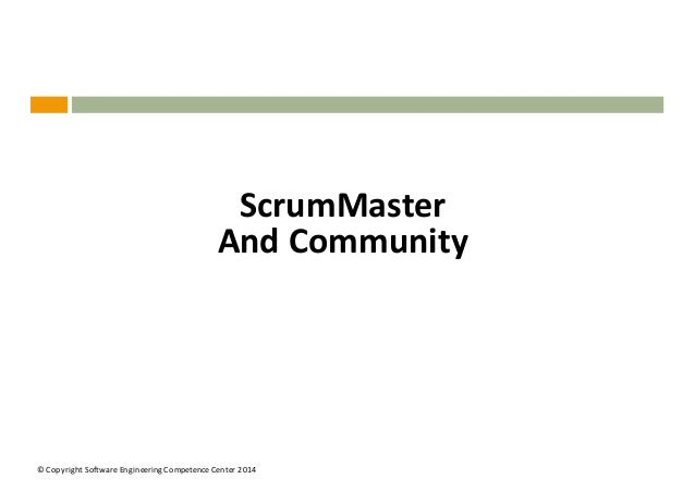 Scrum Master Role and Responsibilities in Agile