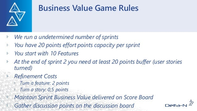 Scrum Round Table Business Value