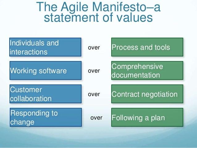non agile methodology