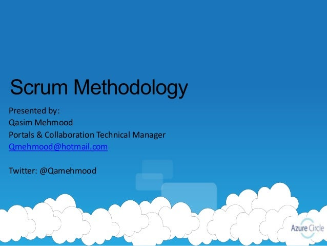 Presented by:Qasim MehmoodPortals & Collaboration Technical ManagerQmehmood@hotmail.comTwitter: @Qamehmood
