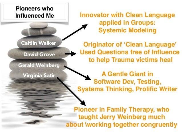 DC Scrum User Group Clean Language Workshop