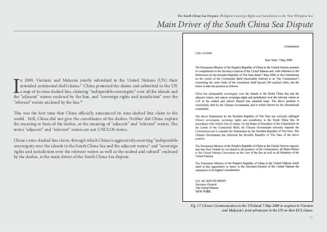 Updated the south china sea dispute philippine sovereign rights and 41 29 the south china fandeluxe Images