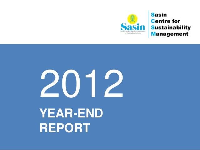 2012YEAR-ENDREPORT