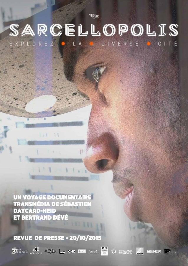 Sarcellopolis - Revue de Presse 20/10/2015