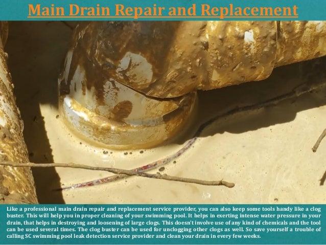 Sc swimming pool leak detection - Swimming pool leak detection and repair ...