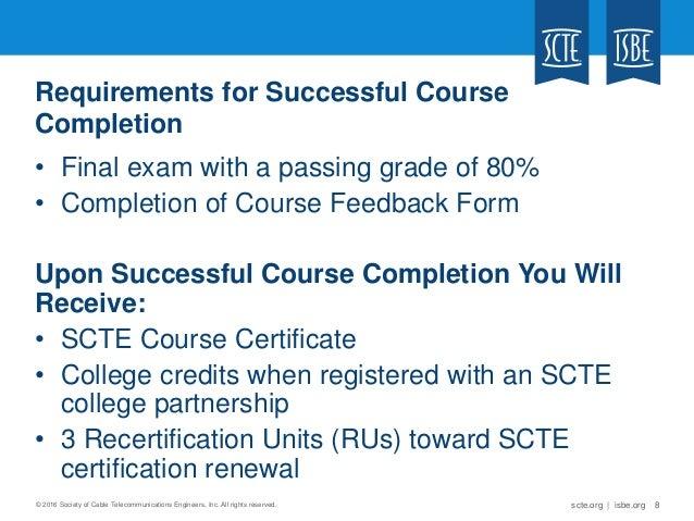 docsis engineering professional dep certification rh slideshare net CDM Exam Study Questions Nce Exam Study Guide