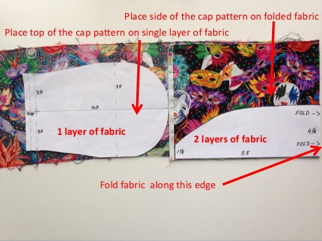 Scrub Caps Printable Pattern and How To DIY Tutorial (version 2) - Le… 038f81eeb49