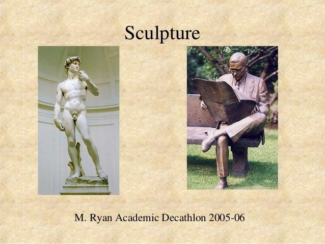 Sculpture M. Ryan Academic Decathlon 2005-06