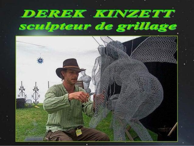 Sculpture de grillage