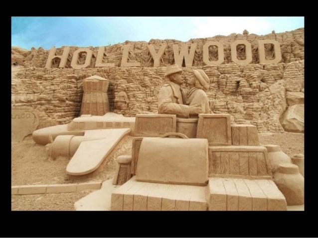 沙雕 Sculptures de sable Slide 2