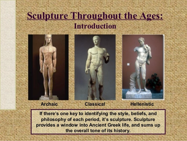 Difference Between Hellenistic and Classical Art