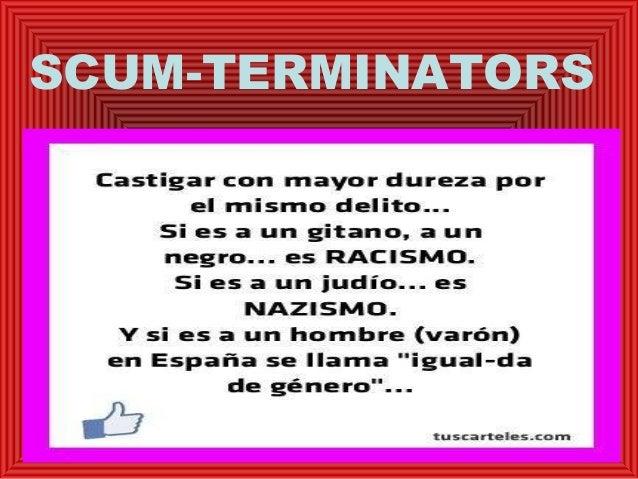 SCUM-TERMINATORS