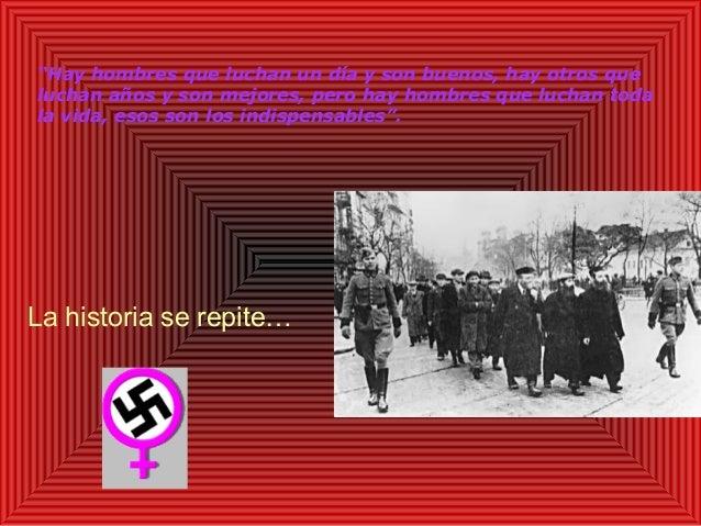 1º Evita tener relaciones con mujeres feminaziestalinistas. Son especialmente peligrosas. No se te ocurra salir de copas c...