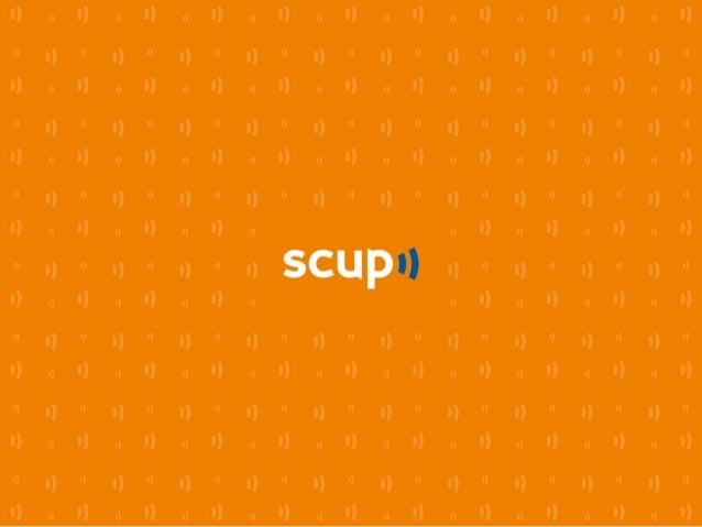 Scup + GoodData: Drawing insights from social media