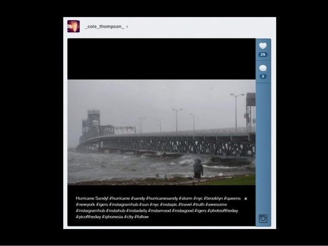 [Scup] Hurricane Sandy in 40 images