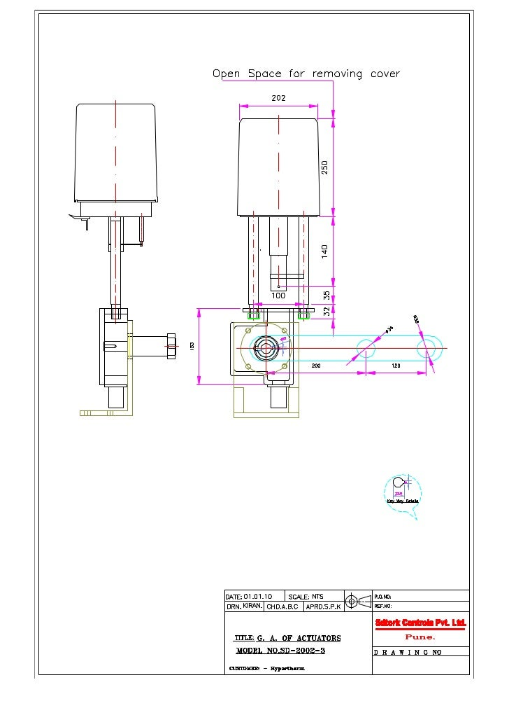 Sd 2001-04(g.a.drawing)sd-2001-15-model