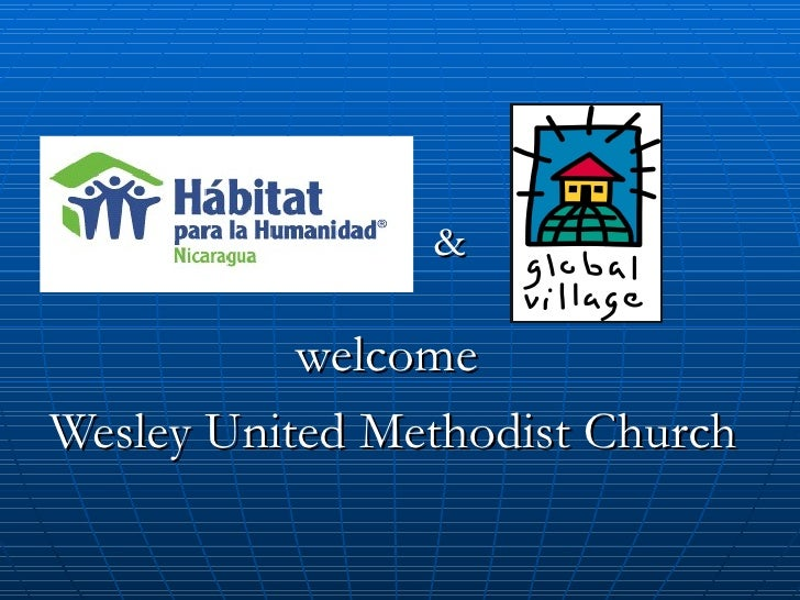 welcome  Wesley United Methodist Church &