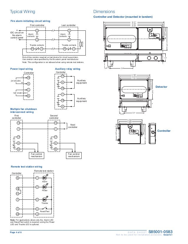fire alarm relay wiring diagrams   32 wiring diagram