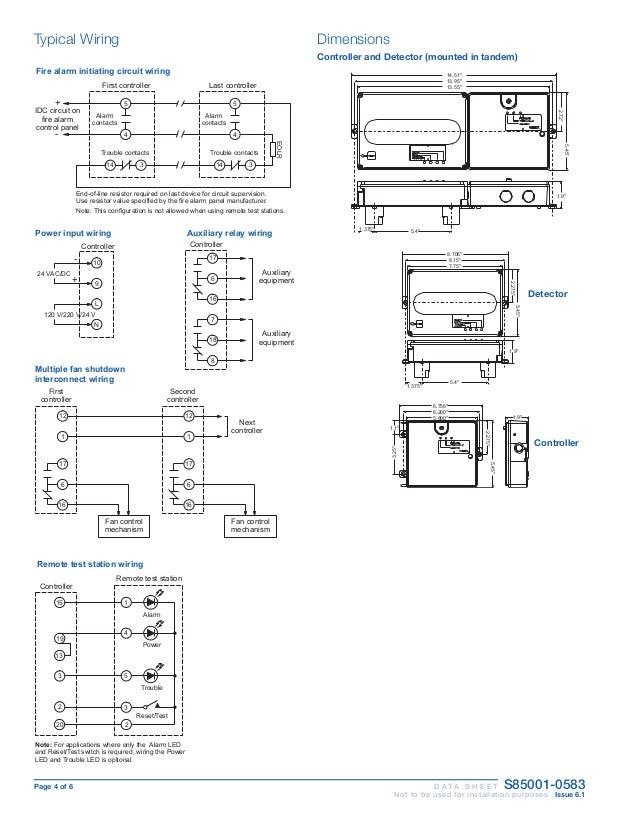 Edwards 5721b Wiring Diagram : 28 Wiring Diagram Images