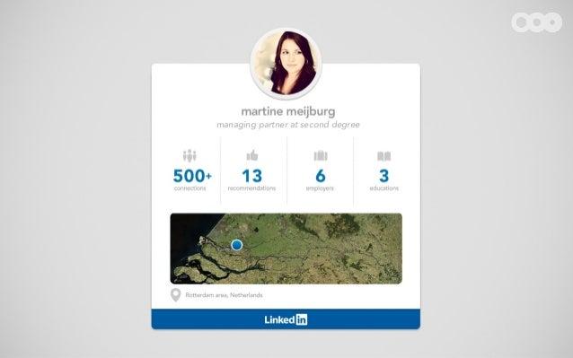 Workshop - Personal branding via LinkedIn Slide 2
