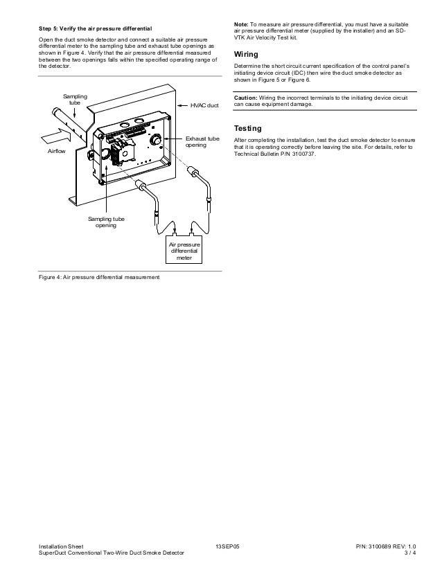 edwards signaling sd2w installation manual 3 638 ld4p120x duct detector wiring diagram dolgular com How Smoke Detectors Work at readyjetset.co