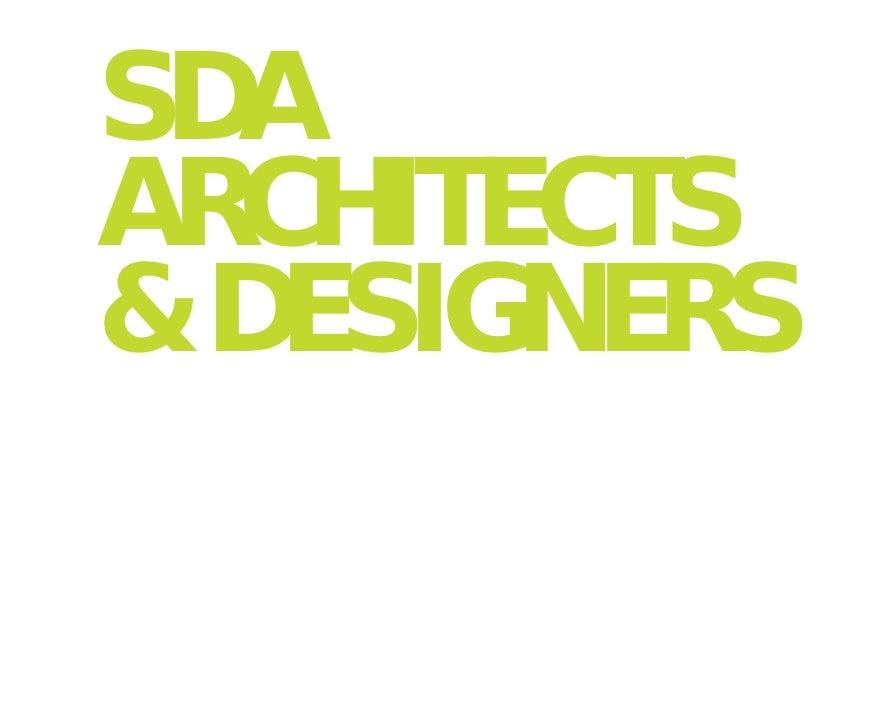 SDA ARCHITECTS & DESIGNERS