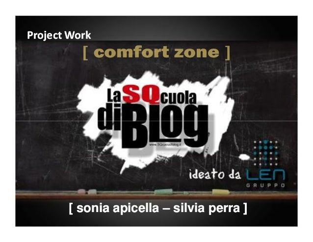 Project Work  [ sonia apicella – silvia perra ]