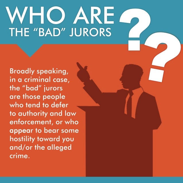 how to avoid jury selection