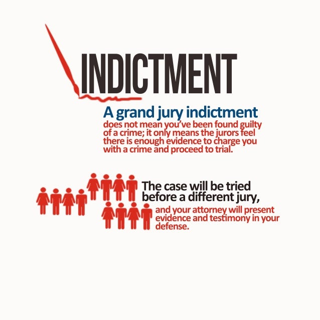 differences in triel and grand jury A grand jury is comprised of more people (i've personally seen them with up to 25 people) than a petit or trial jury and the purpose is to indict people.
