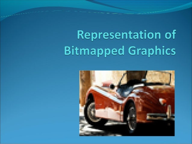 Graphics An image is made up of tiny dots called pixels. The resolution determines the quality of the picture. The smaller...