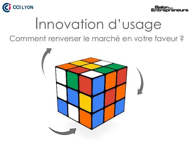 1 Grand témoin 2 Notions de base 3 Axe interne 4 Casser les codes 5 Axe externe Innovation d'usage Comment renverser le ma...