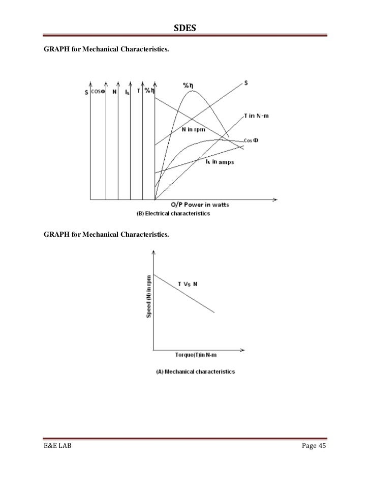 sdes bee lab manual