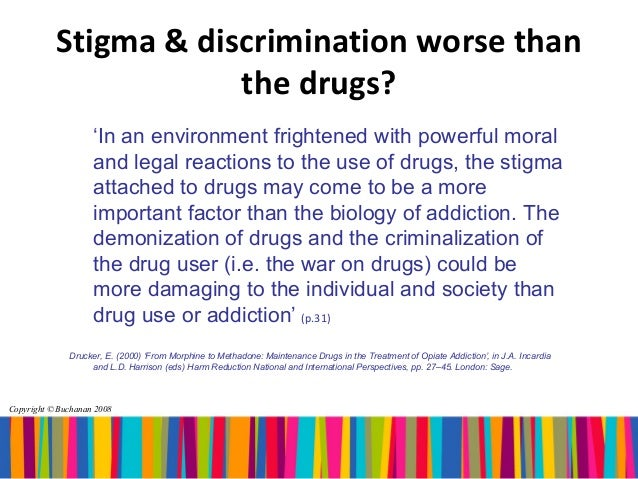 the stigma of drugs What was once considered a moral and behavioral issue, is now accepted as a disease read more about the stigma of drug addiction here at sober times.