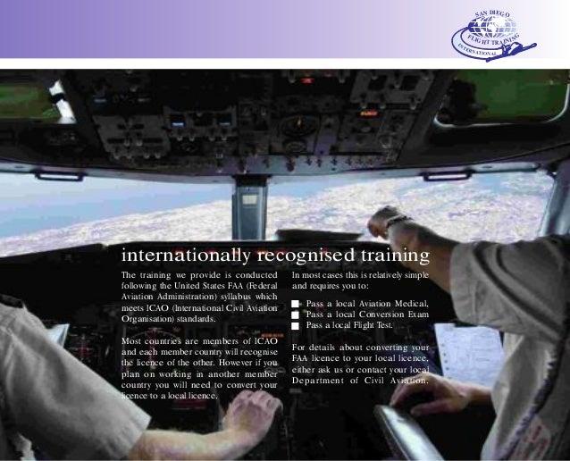 Australian National Airline College Sdfti e brochure low