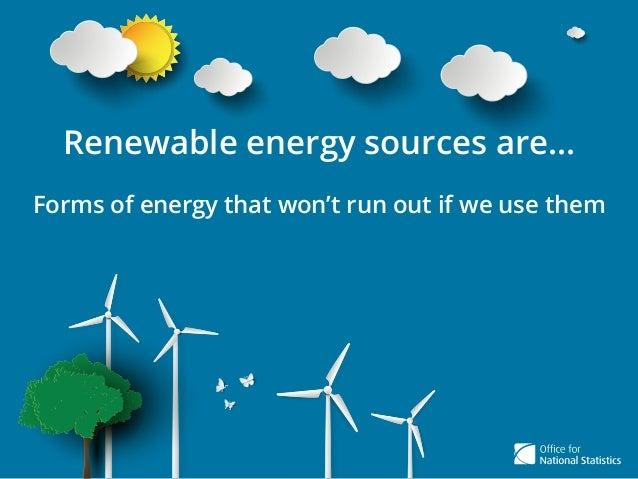 Renewable energy in the UK Slide 2