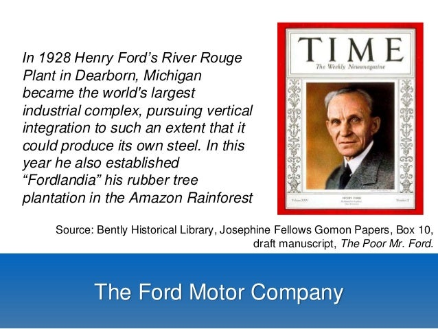 Strategic doing kansas colby for Ford motor company pricing strategy